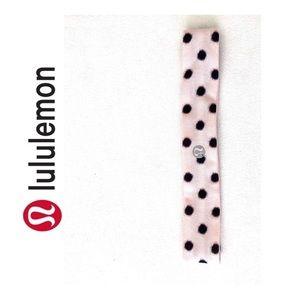 LULULEMON Headband Pink